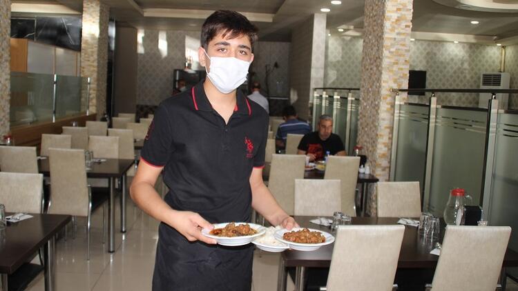 Garsonluktan Türkiye birinciliğine