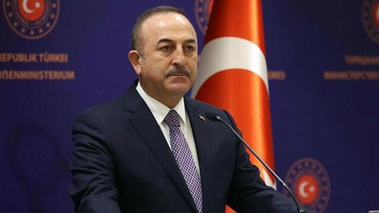Dışişleri Bakanı Mevlüt Çavuşoğlu'ndan Biden'a sert tepki: Cahilce yapılmış  bir açıklama - Sondakika Haberler