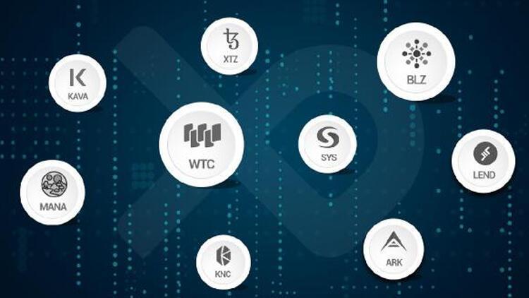 Dijital Varlık Platformu'na 9 yeni ürün
