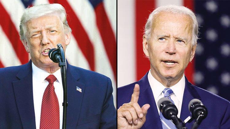 Son dakika haberi: Donald Trump'tan Joe Biden'a zehir zemberek sözler!