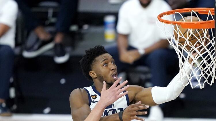 NBA Haberleri | Donovan Mitchellın 57 sayısı Utah Jazza yetmedi