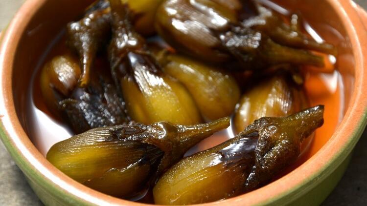 Patlıcan tatlısı tarifi