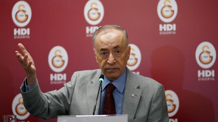 Galatasaray Başkanı Mustafa Cengiz'den Beşiktaş göndermesi