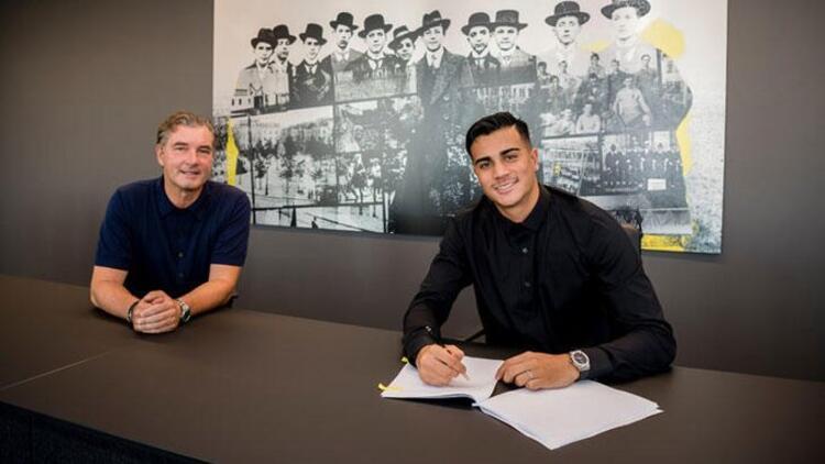 Borussia Dortmund, Real Madrid'den Reinier'i iki yıllığına kiraladı