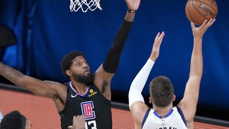 NBA'de Gecenin Sonuçları | Mavericks, Clippers'ı devirdi! Seride 1-1'lik denge...