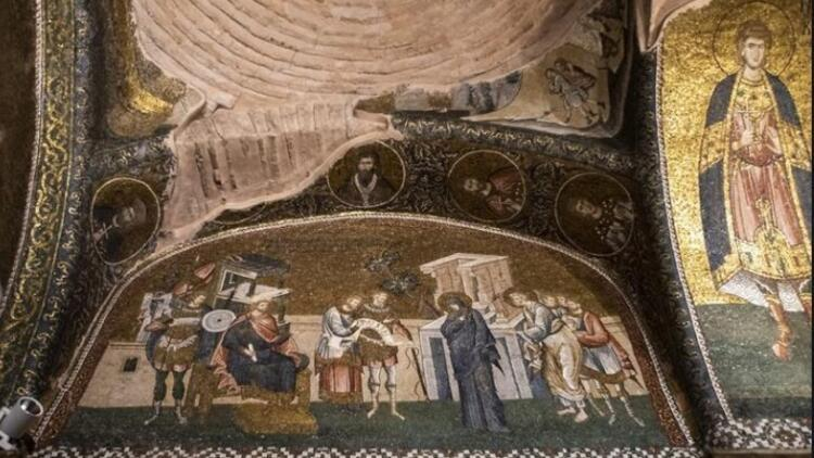 Kariye Cami nerede? Kariye Müzesi tarihi ile dikkat çekiyor