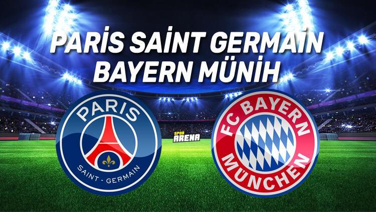Paris Saint Germain Bayern Münih Şampiyonlar Ligi Finali ne zaman, saat kaçta, hangi kanaldan canlı yayınlanacak?