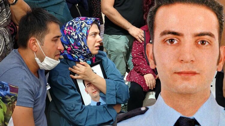 Şile'de gölette boğulan polis memuru gözyaşları içinde toprağa verildi