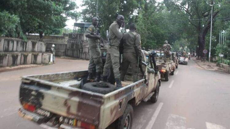 ABD, darbeden sonra Mali'yle askeri iş birliğini durdurdu