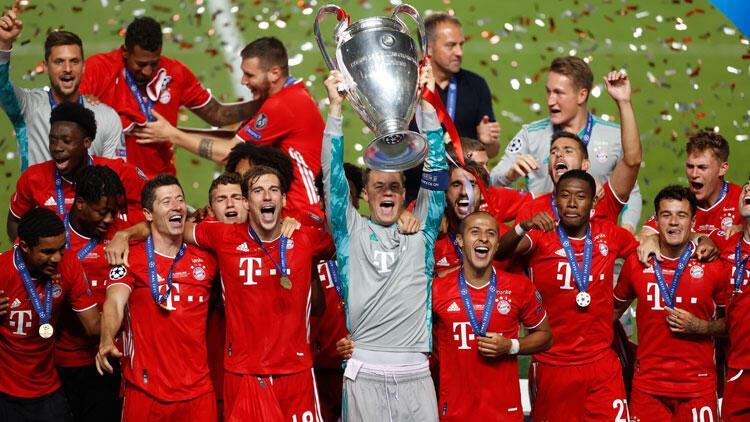 PSG 0-1 Bayern Münih   Şampiyonlar Ligi kupası Bayern Münih'in!
