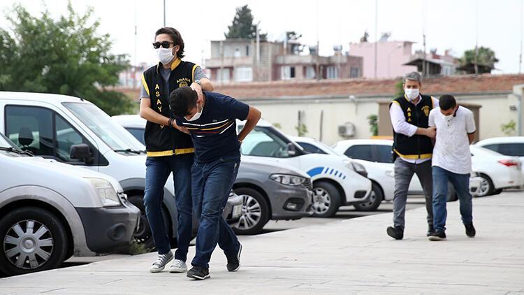 Adana'da cep telefonunu gasbettikleri çocuğu sulama kanalına attıkları iddiasıyla iki şüpheli tutuklandı