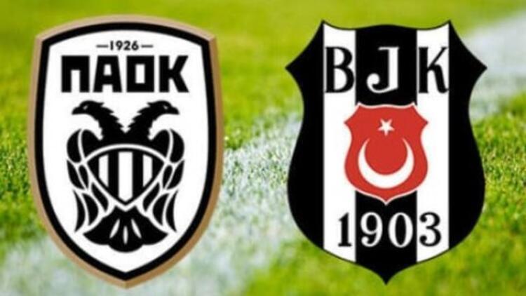 Beşiktaş, Şampiyonlar Ligi 2. ön eleme turunda! PAOK deplasmanı...