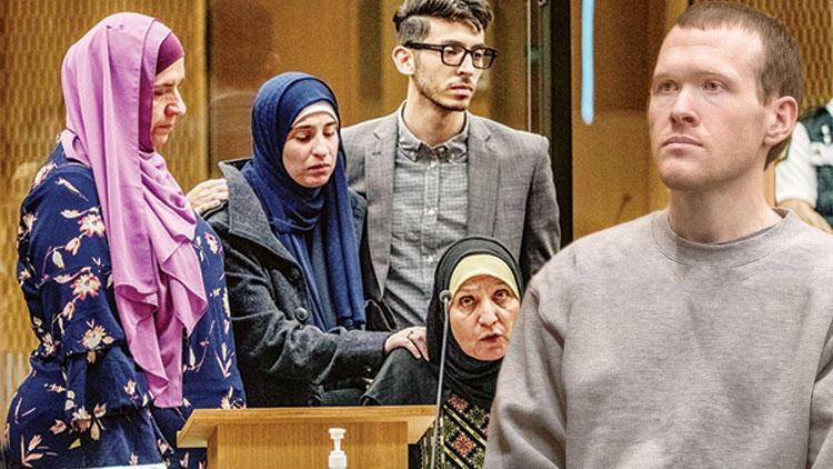 Cami katliamcısı ilk kez kurban aileleriyle yüzleşti... Dünya seni affetmeyecek