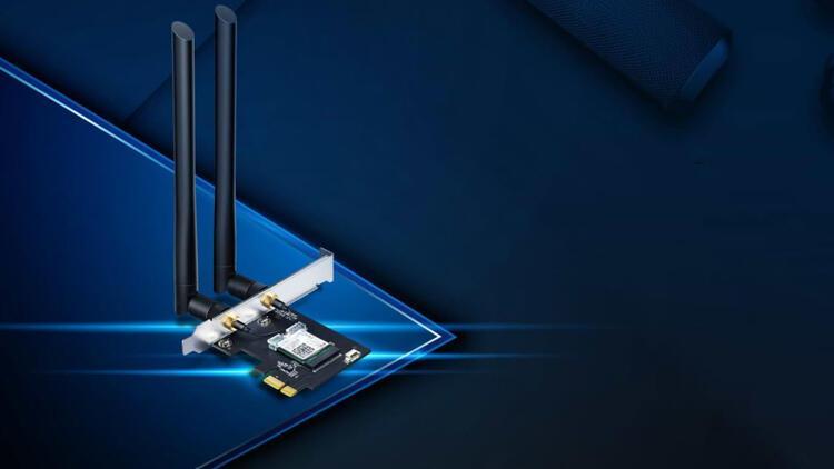 TP-Link yeni PCIe adaptörünü kullanıcılara sundu