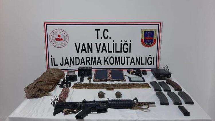 Van'da PKK'lı terörist etkisiz hale getirildi
