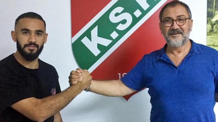 Transfer haberleri   Karşıyaka, Mustafa Değirmenci ile yeniden anlaştı!