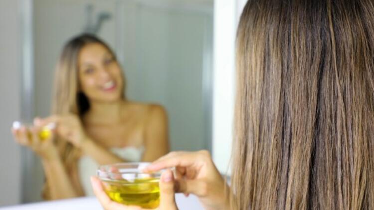 Tüm saç tipleri için 4 doğal saç bakım tarifi