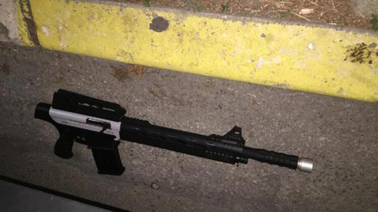 Maltepede parkta tartıştığı arkadaşını pompalı tüfekle vurarak öldürdü