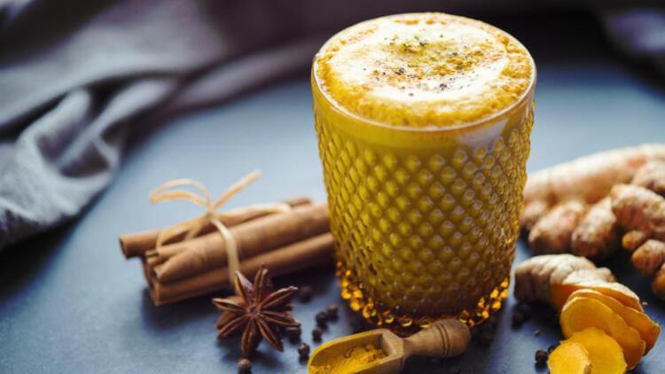 Farklı Lezzetler Arayanlara: Altın Latte!