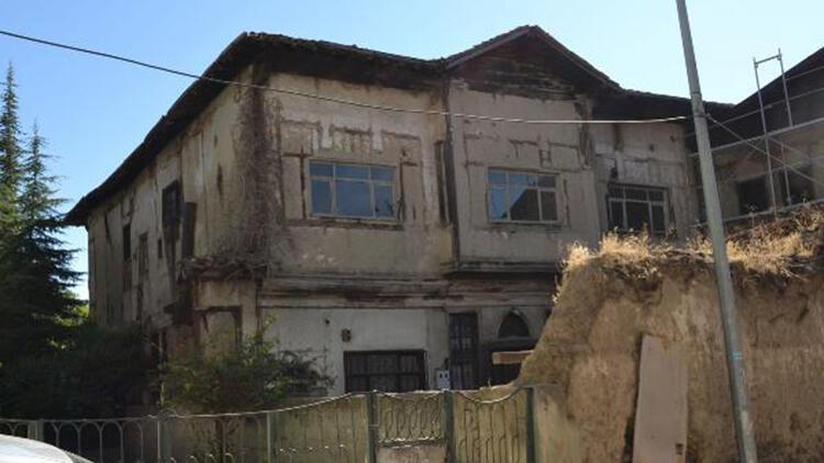 6 valiye ev sahipliği yapan tarihi konak için restorasyon talebi