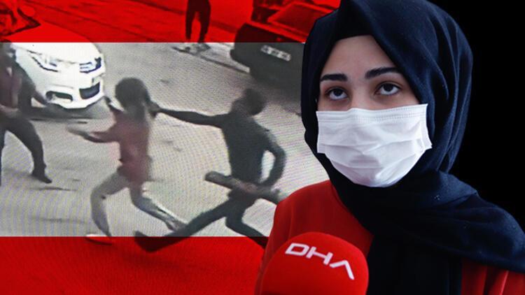 Son dakika haberler: Ankarada tüfekli eşinden kurtarılmıştı... Korku dolu olayı anlattı