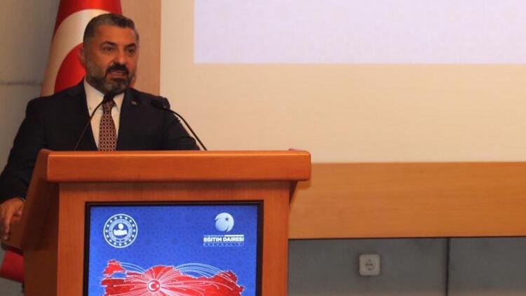 RTÜK Başkanı Ebubekir Şahin anlattı: 'Beş kez elenen yardımcım...'