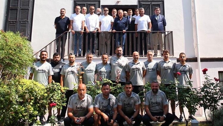 Beşiktaş kafilesi Atatürk'ün doğduğu evi ziyaret etti