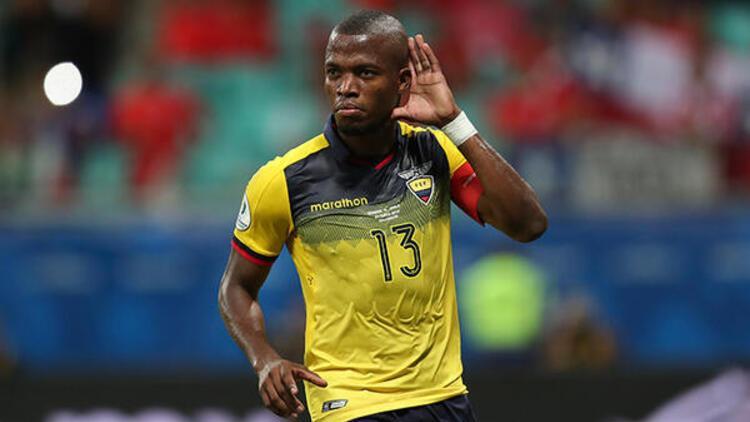 Son dakika transfer haberi | Enner Valencia, Fenerbahçe'de