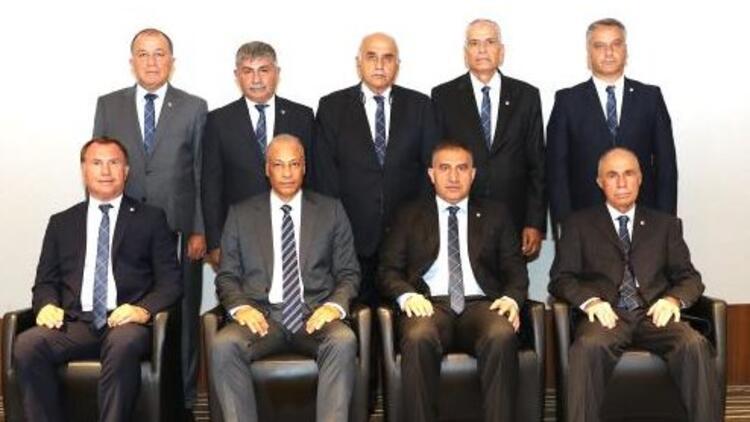 İşte hakemlerin yeni patronları