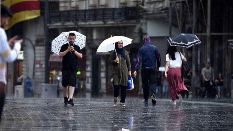 Son dakika... Meteorolojiden İstanbul için kritik uyarı Öğleden sonra...