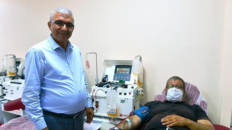 1 plazma bağışçısı, 6 koronavirüs hastasına can oluyor