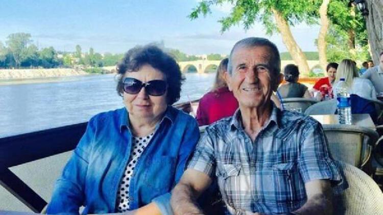 Evlerine girdiği emekli öğretmen çifti öldürüp otomobillerini alan zanlı yakalandı
