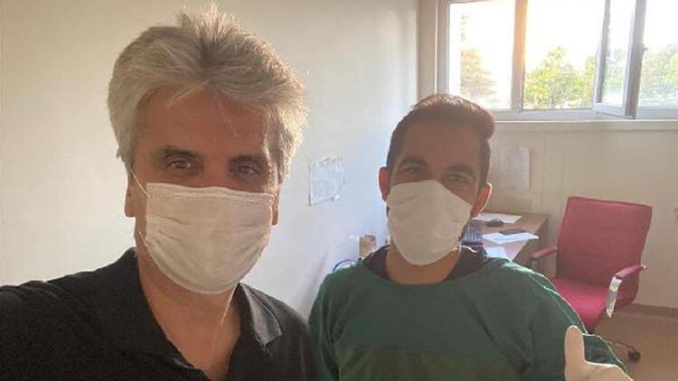 Estetik ve Plastik Cerrahi Uzmanı Akbaş, koronavirüse yakalandı
