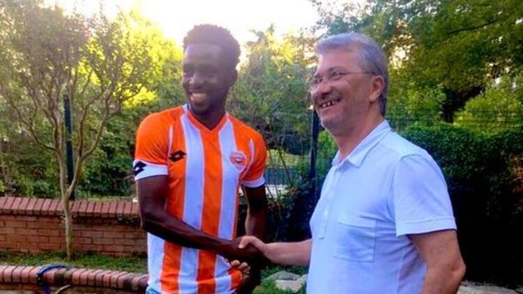Transfer haberleri | Adolphe Belem, Adanasporda