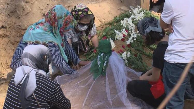 Giresun'daki sel felaketinde hayatını kaybeden Betül Akgün son yolculuğuna uğurlandı