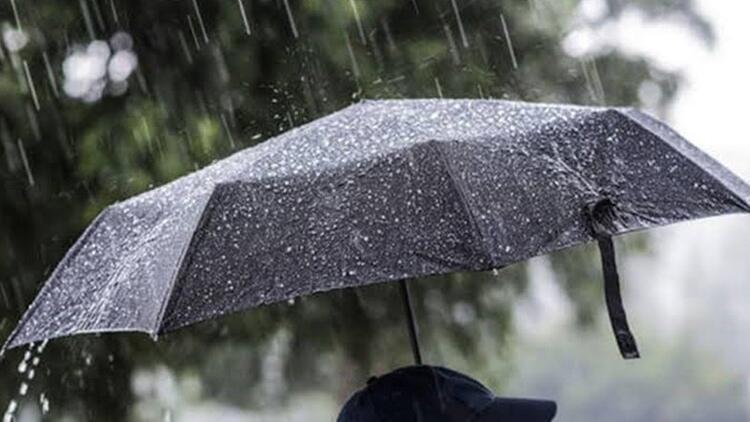 """Meteorolojiden Antalya için """"kuvvetli yağış"""" uyarısı"""