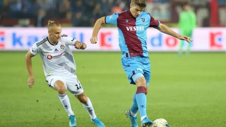Trabzonspor ve Beşiktaştan ilk maç açıklaması
