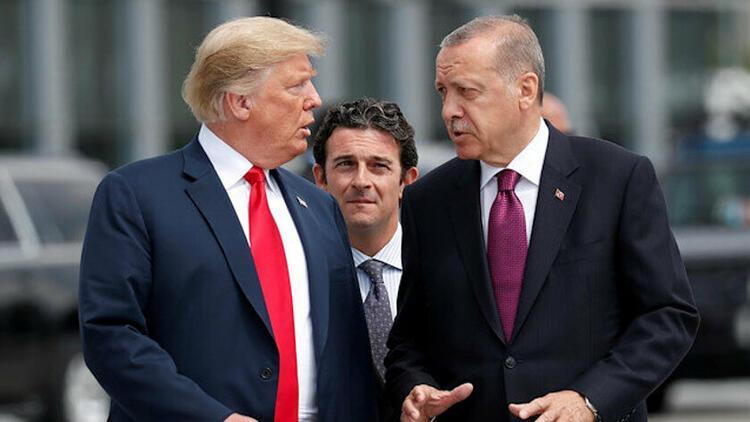Son dakika haberi: Erdoğan - Trump görüşmesiyle ilgili Beyaz Saray'dan açıklama