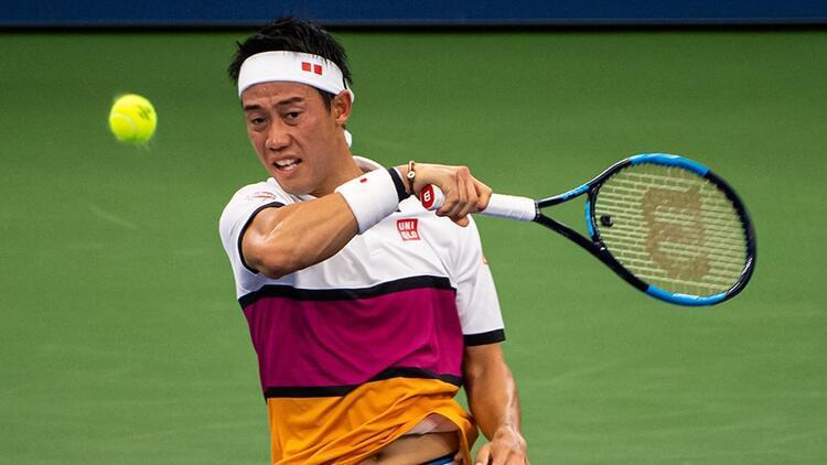 Japon Kei Nishikori, ABD Açıka katılmayacak