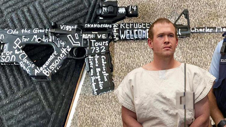 Son dakika haberi: Tüm dünyanın kanını donduran terörist Brenton Tarrantın cezası belli oldu
