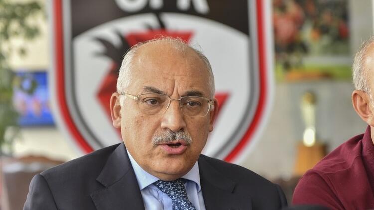 Gaziantep FK Başkanı Mehmet Büyükekşiden transfer açıklaması