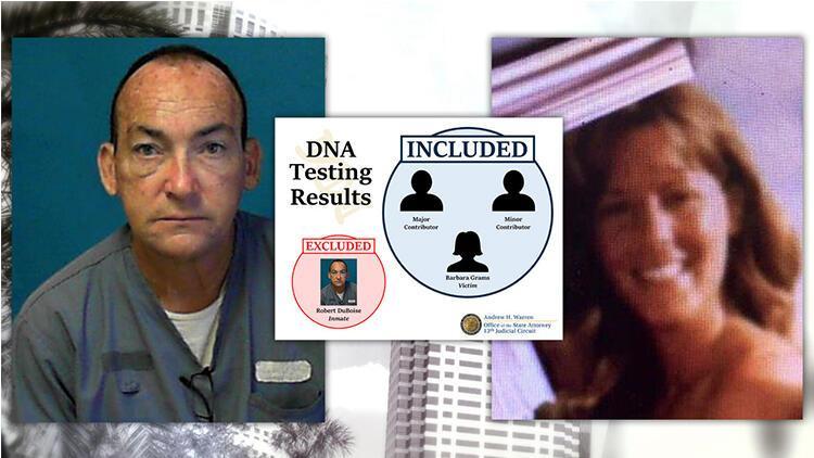 ABDde, tecavüz ve cinayetten 37 yıl yatan mahkum DNA testiyle aklandı