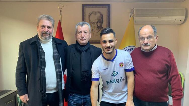 Transfer haberleri | Menemenspor, Yusuf Talum'la sözleşme yeniledi!