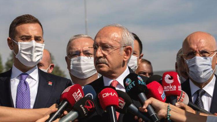 Kılıçdaroğlu: Kavgayı bir tarafa bırakmamız lazım