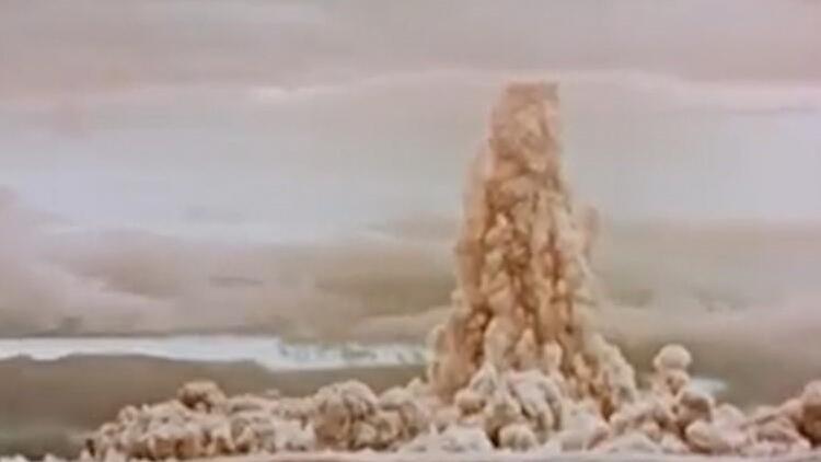 Görüntüler ortaya çıktı... Hiroşima'dan 3333 kat daha güçlü