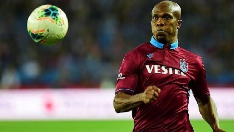 Son Dakika   Trabzonsporun yıldız ismi Anthony Nwakaemeden Fenerbahçe transfer açıklaması