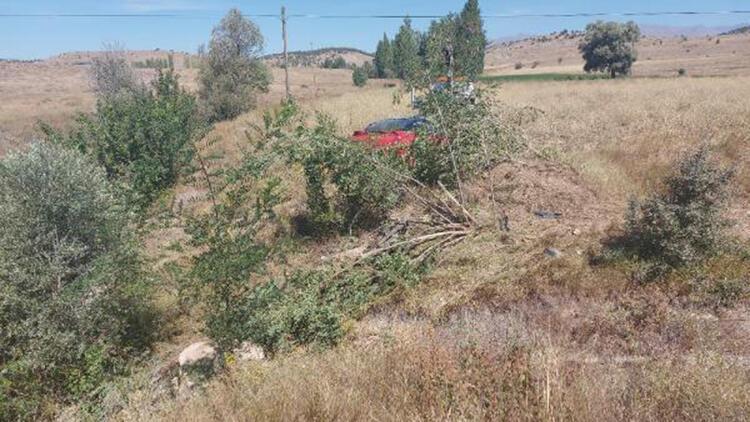 Uzman onbaşı trafik kazasında hayatını kaybetti