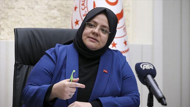 Bakan Zehra Zümrüt Selçuk: Sosyal Koruma Kalkanı kapsamındaki desteklerimiz 31 milyar lirayı aştı