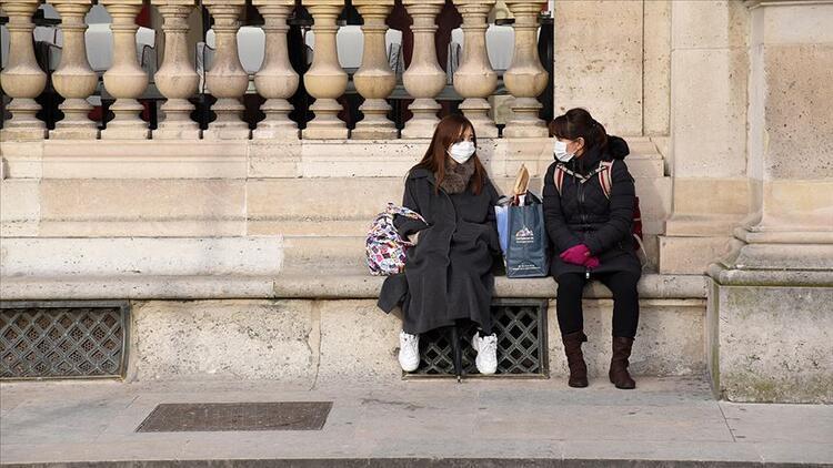 Fransa'da Kovid-19'dan ölenlerin sayısı 30 bin 576'ya yükseldi