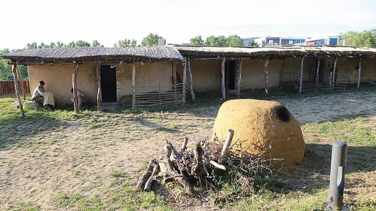 Arkeopark'la tarihin izinde